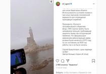 Митя Фомин взмолился о спасении сахалинского маяка