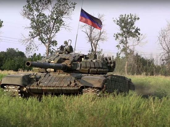 ДНР сообщила о подавлении обстрела со стороны украинской армии