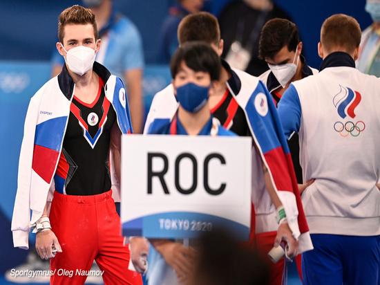 Гимнасты сборной России вышли в финал соревнований на Олимпиаде