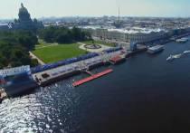 Главный военно-морской парад состоится 25 июля в Санкт-Петербурге