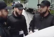 В Троицке, администрация наняла ЧОП, состоящий  из чеченцев, чтобы те патрулировали улицы, следили за порядком