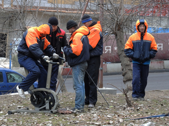 В России могут упростить ввоз мигрантов на стройки