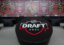 В Нью-Джерси состоялся первый раунд ежегодного драфта новичков Национальной хоккейной лиги, где клубы оформили свои права на 32 самых перспективных юниоров планеты