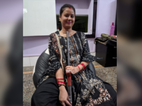 В Индии девушка случайно выстрелила в себя, позируя для селфи