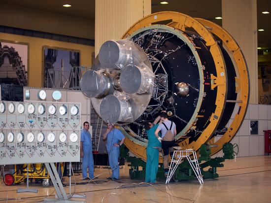Россия предложила создать систему предупреждения о падении космического мусора
