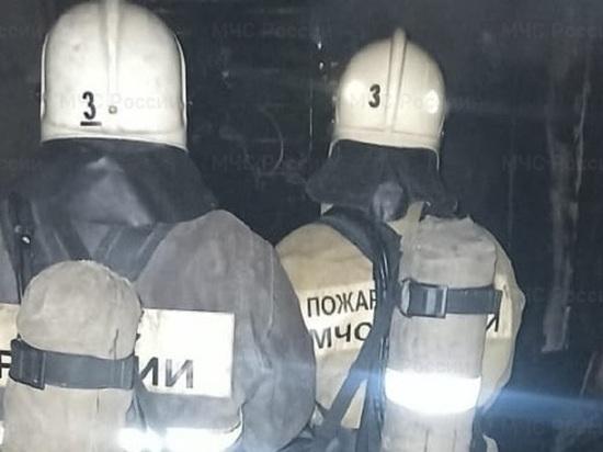 Барнаульцы спасли из окна горящей многоэтажки женщину и двух детей
