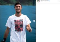 Россиянин Карен Хачанов вышел во второй круг теннисного турнира на Олимпиаде в Токио