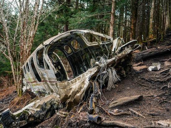В горах Бурятии нашли обломки пропавшего самолета