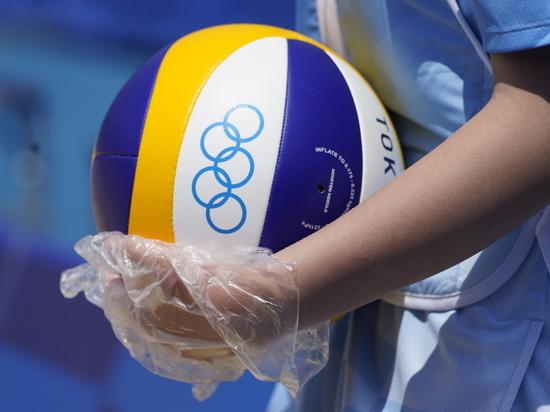 Российские волейболистки уступили сборной Италии