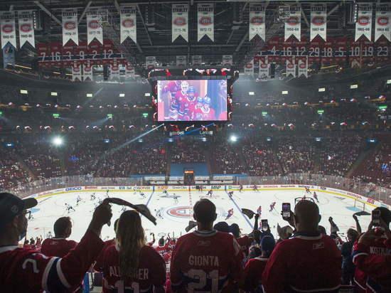 29 российских хоккеистов попали в НХЛ