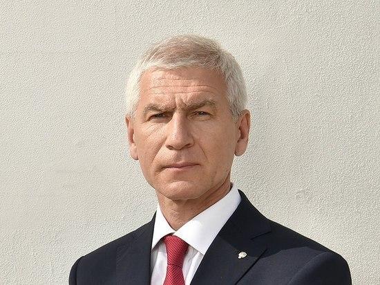 Победу Бацарашкиной на Олимпийских играх прокомментировал министр спорта