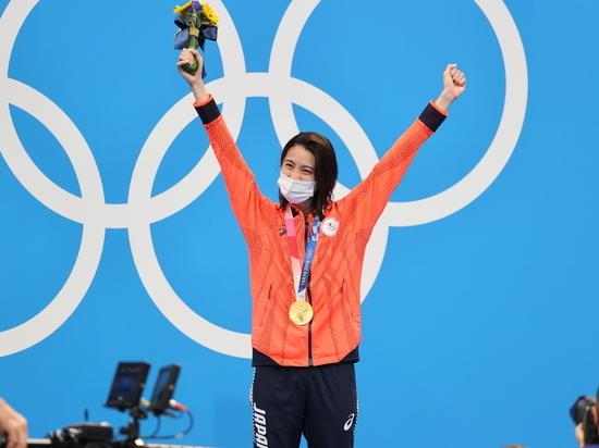 Пловчиха Юи Охаси взяла золото
