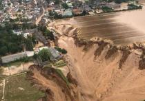Германия: После наводнения ЕС готов оказать ФРГ финансовую помощь