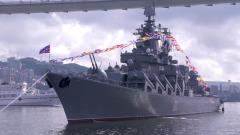 Во Владивостоке в параде ко Дню ВМФ участвовали корабли ВМС Вьетнама