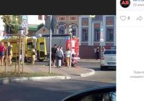 23 июля в Белгороде мужчина с маленькой дочкой попали под колеса «Ниссана», когда шли по «зебре»