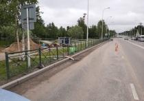 Из-за потопа перекроют часть улицы Муравленко в Ноябрьске