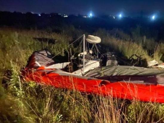 В Башкирии в упавшем дельтаплане погиб пилот