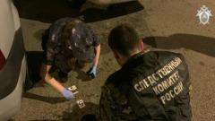 СК РФ опубликовал видео с места гибели полицейского в Ставрополе