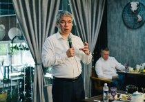 Алексей Цыденов провёл деловой завтрак с бизнес-сообществом Бурятии