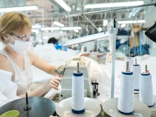 Еще одно волгоградское предприятие приступит к выпуску защитных масок