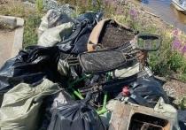 Соревнования по сбору мусора «Чистые игры» прошли в Салехарде