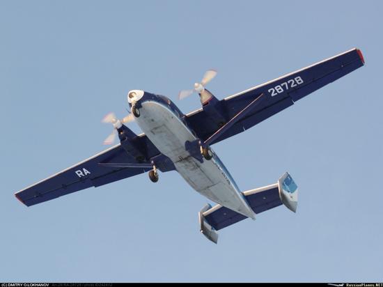 Лётчики разбившегося под Томском Ан-28 совершили десять полётов за 24 часа