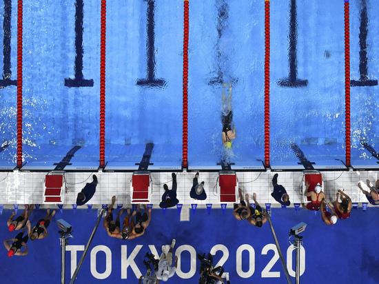 Австралийская сборная поставила мировой рекорд на Играх