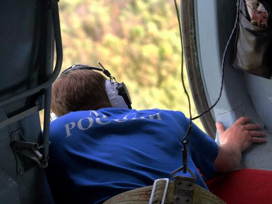 На место обнаружения обломков самолета в Бурятии прибыли спасатели