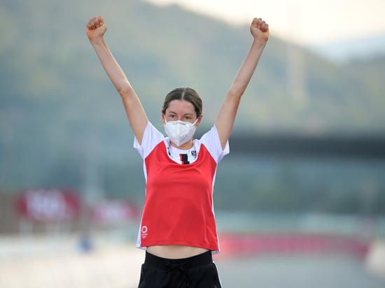 Австрийский физик стала олимпийской чемпионкой