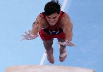 В понедельник в зале олимпийского Токио будет жесткая битва мужских команд по спортивной гимнастике