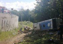 Состояние пострадавших в ДТП в Апшеронском районе пассажиров автобуса стабилизировалось