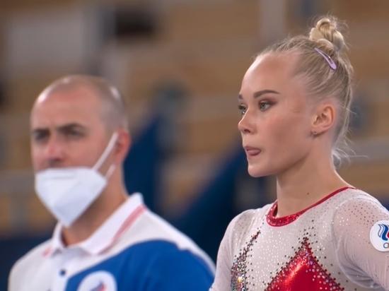 Российские гимнастки вышли в финал командного многоборья в Токио