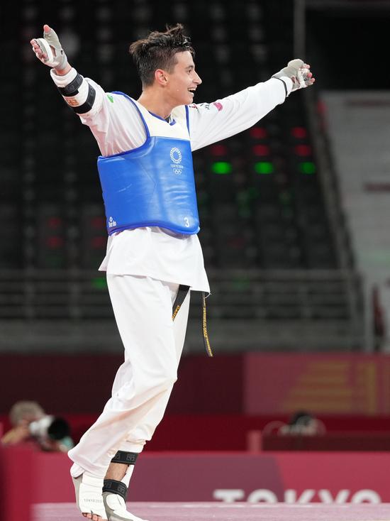 Тхэквондист Рашитов принёс Узбекистану первую олимпийскую медаль