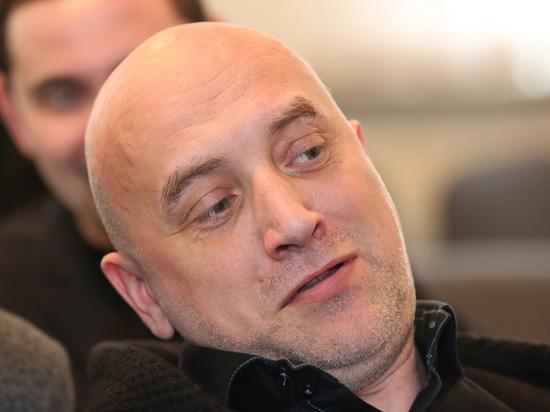 Захар Прилепин отказался выдвигаться в президенты России