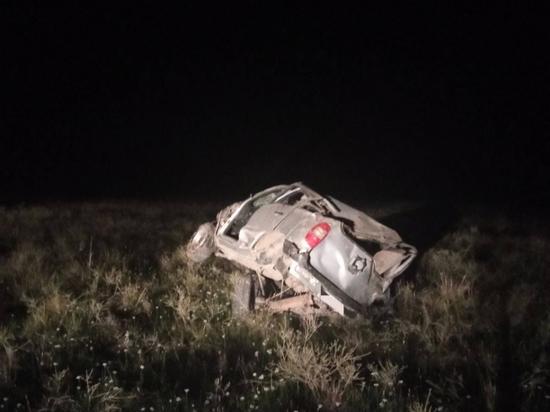 МВД Тувы: водитель, совершивший страшное  ДТП, не получал прав