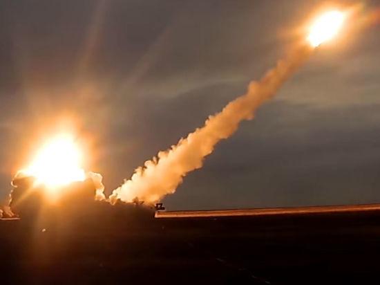 Системы ПВО Сирии российского производства отразили атаку Израиля