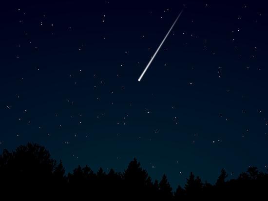 В Норвегии зафиксировали падение метеорита