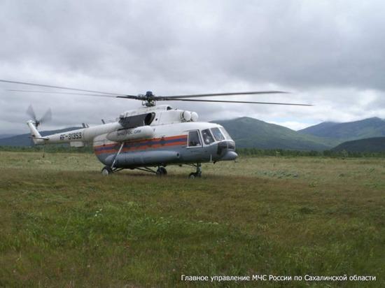 Недоношенного ребенка привезут вертолетом в Южно-Сахалинск