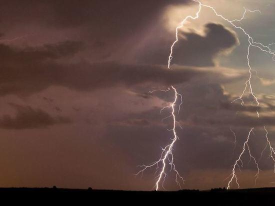 Амурские синоптики объявили в регионе штормовое предупреждение