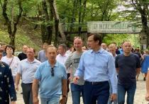 Главного строителя Белгородской области впечатлили темпы развития Железноводска