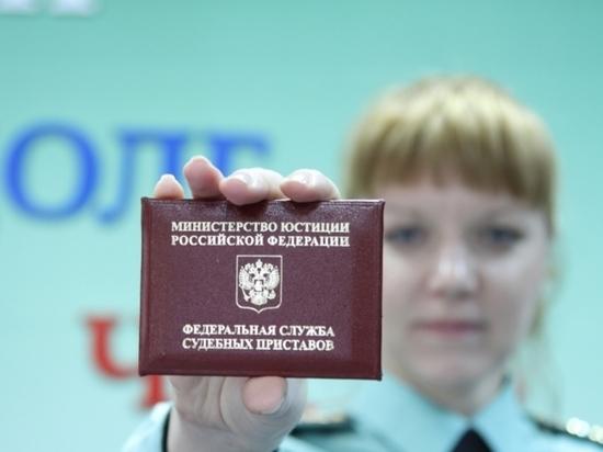 В Томской области судебные приставы вынудили должника расплатиться валютой