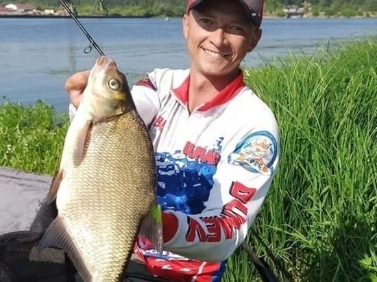 Областной чемпионат по рыбной ловле принес победу команде из Иванова