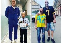 Новосибирский баскетболист Павел Подкользин пробует себя в роли актера – самый высокий новосибирец сейчас снимается в сериале «1703»