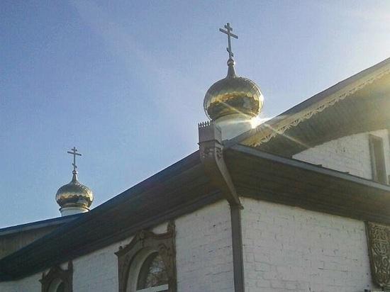 Неизвестные украли пожертвования из церкви в Камне-на-Оби