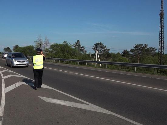Амурские автомобилисты нарушили ПДД почти 7,7 тысячи раз за неделю