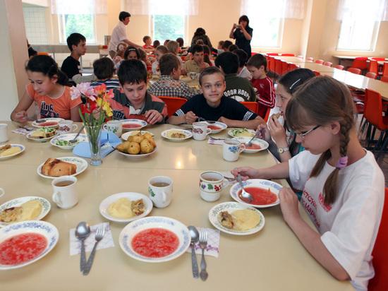 В Госдуме предложили заменить школьные завтраки выплатами на продукты