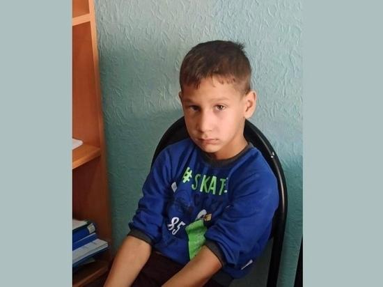 Томская полиция разыскивает родственников беспризорного ребенка