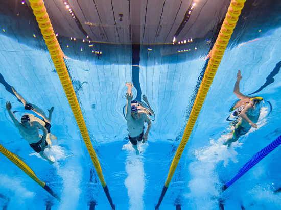 Британский пловец во второй раз стал олимпийским чемпионом