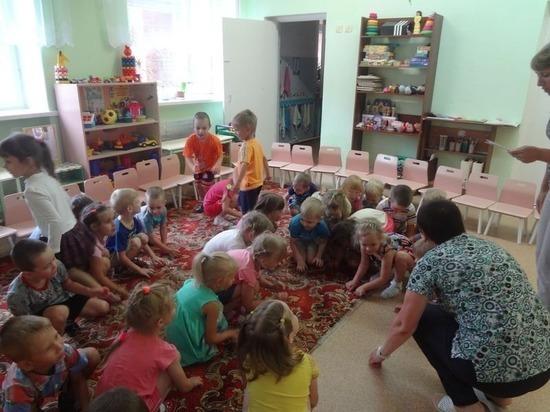Один из детских садов Томска не будет работать 1 сентября