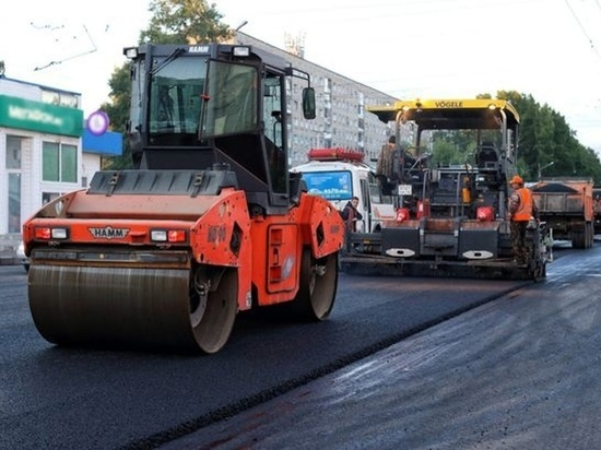 Ремонт дорог в рамках нацпроекта БКД в Томске завершат осенью